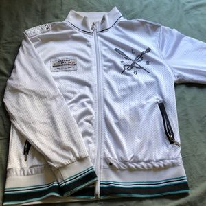 LRG zip up jacket